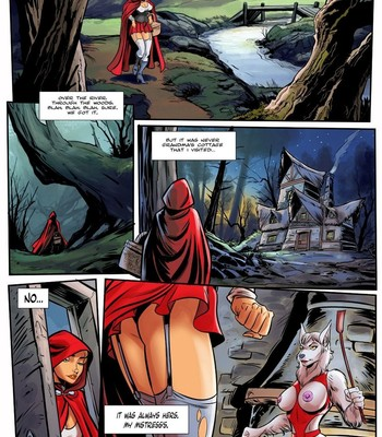 Red Riding Hood comic porn sex 002