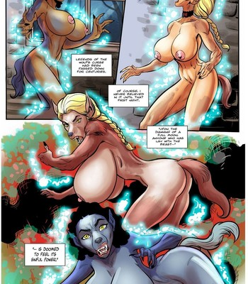 Red Riding Hood comic porn sex 008