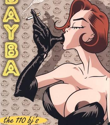 Porn Comics - The 110 Blowjobs Sex Comic