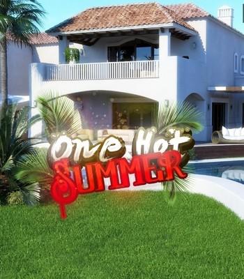 Porn Comics - One Hot Summer