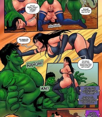 Rekt Control 2 comic porn sex 005