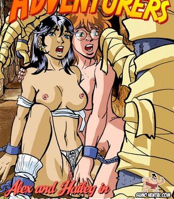 Porn Comics - The Adventurers 1 Sex Comic