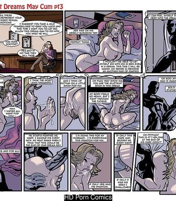 What Dreams May Cum comic porn sex 003