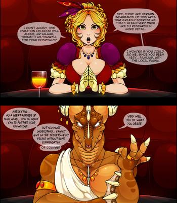 Tentacology comic porn sex 008