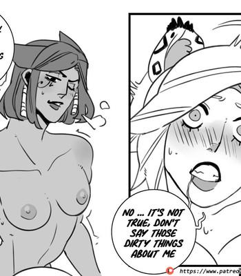 The Heat comic porn sex 083