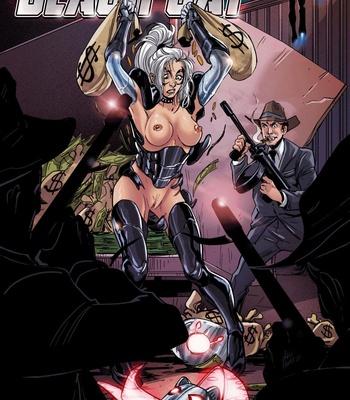Porn Comics - Full Metal Black Cat