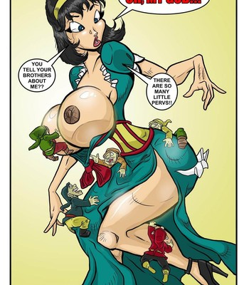 Busty Tales – Me And The Little Pervs comic porn sex 003