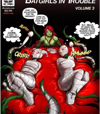 Porn Comics - Batgirls In Trouble 3