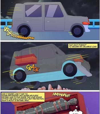 Batgirls In Trouble 3 comic porn sex 016