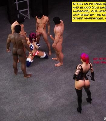 Porn Comics - Lana Liberty Vs The Mistress