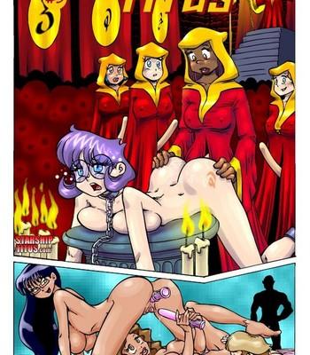Porn Comics - Starship Titus 5 Sex Comic