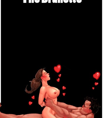 Porn Comics - The Brunette Sex Comic