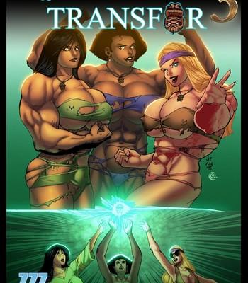 Porn Comics - Nozama Transfer 3
