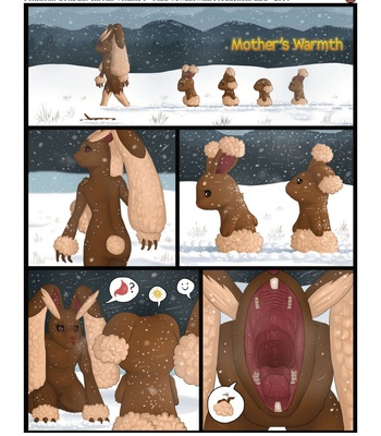 Porn Comics - Mother's Wramth