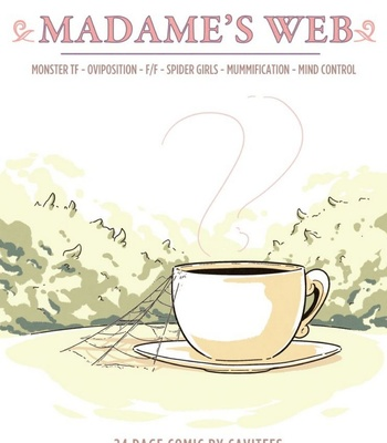 Porn Comics - Madame's Web
