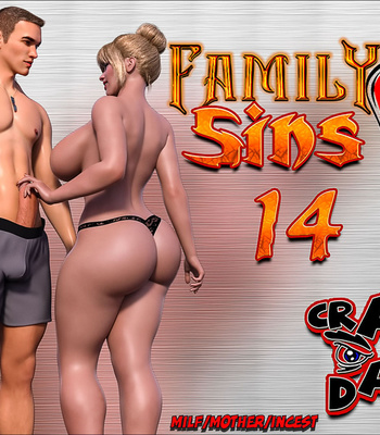 Porn Comics - Family Sins 14