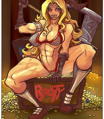 Porn Comics - Booty
