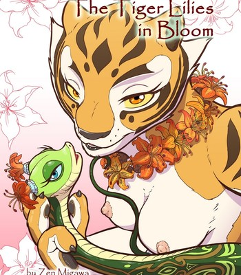 Porn Comics - The Tiger Lilies In Bloom