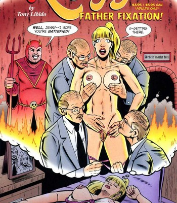 Porn Comics - Here Come The Lovejoys – Father Fixation 2