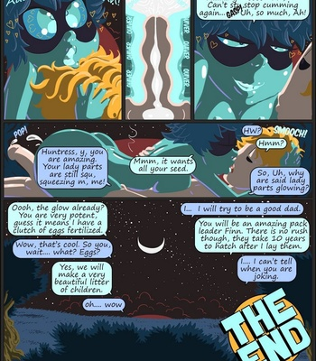 Out Of The Rain comic porn sex 018