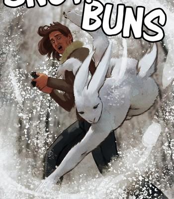 Porn Comics - Snow Buns
