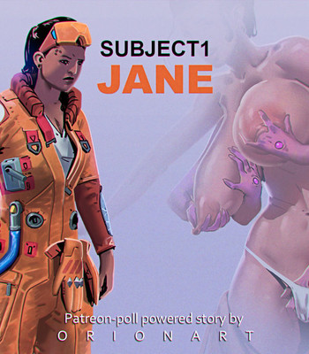 Porn Comics - Subject 1 – Jane