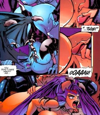 Satanika X comic porn sex 017