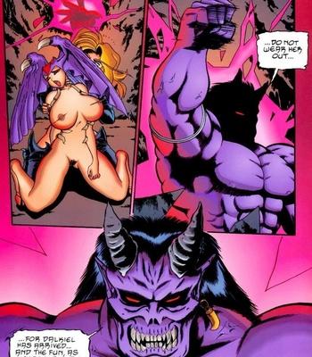 Satanika X comic porn sex 021