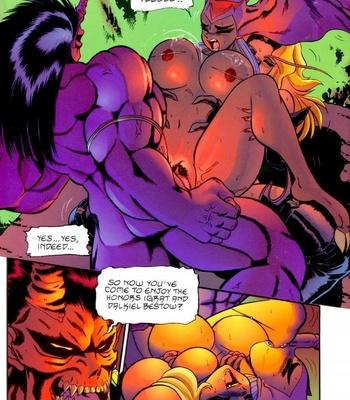 Satanika X comic porn sex 027