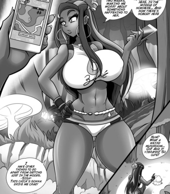 The Forest Of Bitter Mushrooms comic porn sex 012