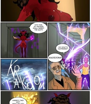 Curse Of The Succubus comic porn sex 004