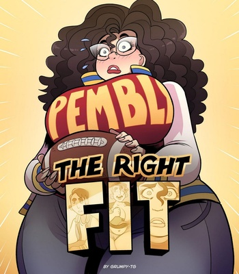 Porn Comics - The Right Fit