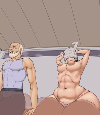 Unfortunate Experiences For Himawari 1 comic porn sex 008