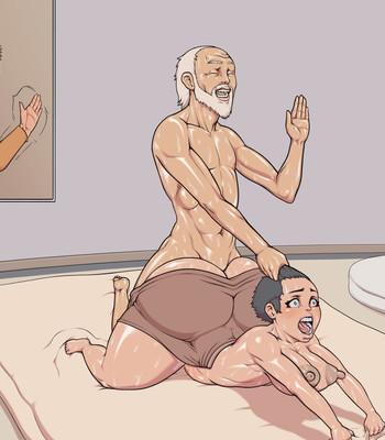 Unfortunate Experiences For Himawari 1 comic porn sex 033