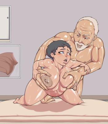 Unfortunate Experiences For Himawari 1 comic porn sex 034