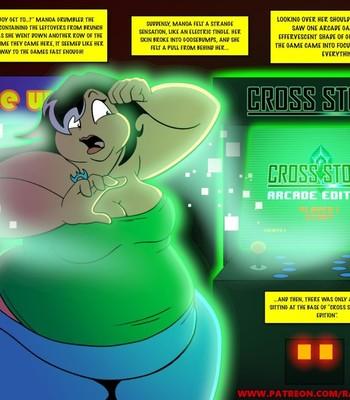 Porn Comics - Cross Stone – Arcade Edition
