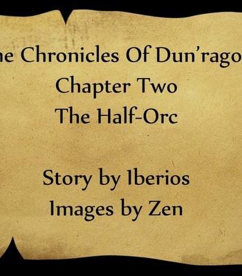 Porn Comics - The Chronicles Of Dun'Ragon 2 – The Half-Orc