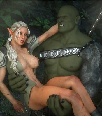 The Chronicles Of Dun'Ragon 2 – The Half-Orc comic porn sex 008