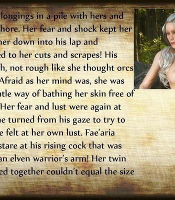 The Chronicles Of Dun'Ragon 2 – The Half-Orc comic porn sex 013