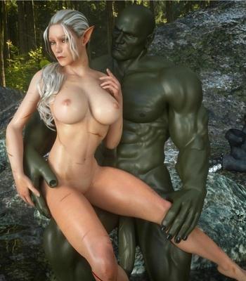 The Chronicles Of Dun'Ragon 2 – The Half-Orc comic porn sex 014