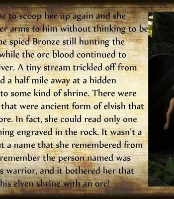 The Chronicles Of Dun'Ragon 2 – The Half-Orc comic porn sex 017