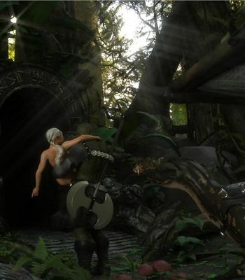 The Chronicles Of Dun'Ragon 2 – The Half-Orc comic porn sex 018