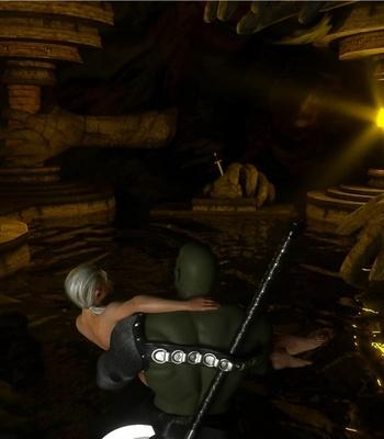 The Chronicles Of Dun'Ragon 2 – The Half-Orc comic porn sex 020
