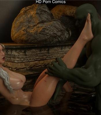 The Chronicles Of Dun'Ragon 2 – The Half-Orc comic porn sex 022