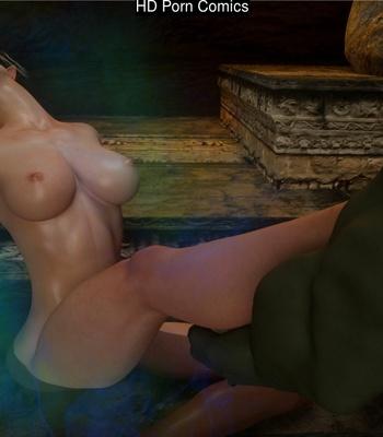 The Chronicles Of Dun'Ragon 2 – The Half-Orc comic porn sex 024
