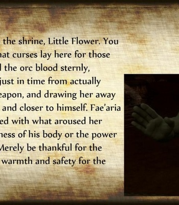 The Chronicles Of Dun'Ragon 2 – The Half-Orc comic porn sex 031