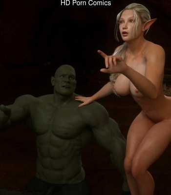 The Chronicles Of Dun'Ragon 2 – The Half-Orc comic porn sex 032