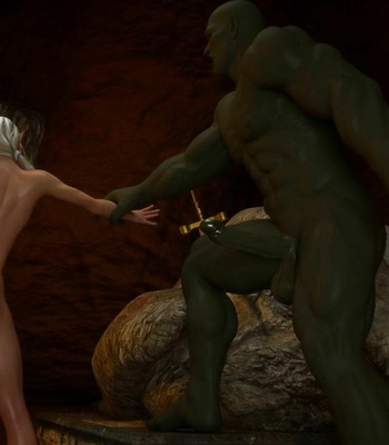 The Chronicles Of Dun'Ragon 2 – The Half-Orc comic porn sex 034