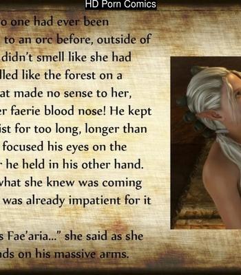 The Chronicles Of Dun'Ragon 2 – The Half-Orc comic porn sex 035