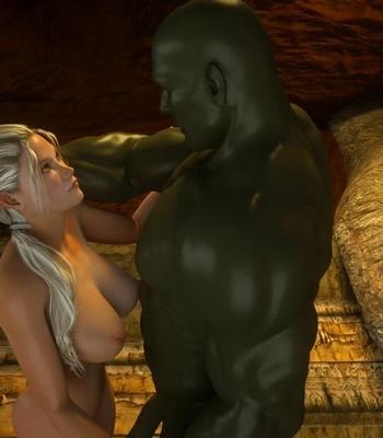 The Chronicles Of Dun'Ragon 2 – The Half-Orc comic porn sex 036